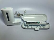Philips Sonicare FlexCare Toothbrush HX6930 Handle + UV Sanitizer Charger HX6160