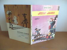 E.O. Lucky luke Jesse James 1969 de Morris