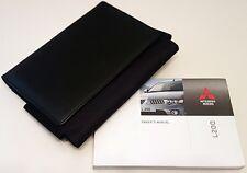 Genuine MITSUBISHI L200 HANDBOOK Owners MANUAL Wallet 2006-2014 Petrol Diesel