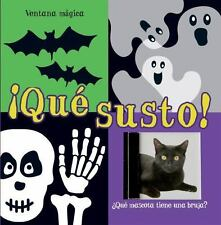 !Que susto! (Ventana magica) (Spanish Edition) by Priddy Books