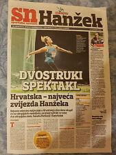 2017 memorijal borisa hanzekovica Zagabria programma: Atletica Leggera/TRACK & FIELD Campionati del