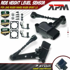 2x Höhensensor Niveauregulierung vorne L +R für Land Rover Range Rover Sport