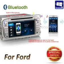 DAB+Ford Car Radio Mondeo Focus C S-Max Galaxy GPS Stereo CD BT DTV 3G CAM 7189G