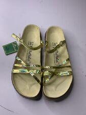 BIRKENSTOCK BETULA Sandals Slides Shoes Strappy Women's Size 9 Euro 40
