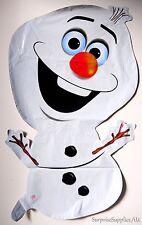 Frozen OLAF foil balloon (70cm*44cm) birthday decoration AU Seller!