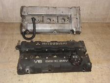 Ventildeckel Vorne+Hinten valve covers Mitsubishi Sigma 3000GT 24V