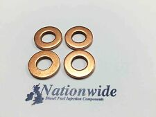 Ford Transit 2.4 TDCi Common Rail Diesel Injector Washers x 4