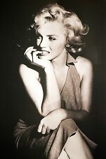 Marilyn Monroe Modern Wall Art Décor Stretched Canvas Contemporary Art Framed