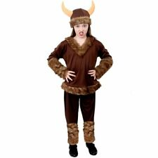 Childs Viking Costume for Halloween parties, stage performances, dress Ups