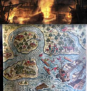 SHIPWRECK HISTORY 1592 PORTUGUESE SHIPWRECK FLEET PIRATE GOLD COINS ATOCHA ERA