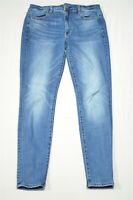 American Eagle 10 Hi Rise Jegging Medium Wash Super Stretch X Denim Jeans