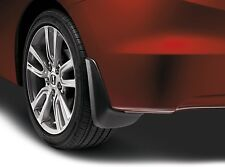 Genuine OEM Honda Civic 2Dr Coupe Splash Guard Set 2013