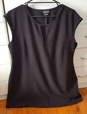CITY CHIC Maxi LBD Dress Black Plus Size M 16 18