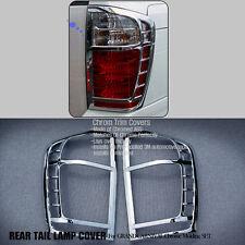 Chrome Rear Tail Lamp Cover Garnish Molding for KIA 2006-2014 Sedona Carnival