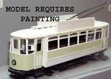 P&D Marsh Oo Gauge Pw11 Tividale Tram kit requires painting
