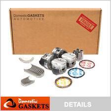 97-01 Acura Integra Type-R 1.8L DOHC Full Gasket Piston&Bearings&Rings Kit B18C5