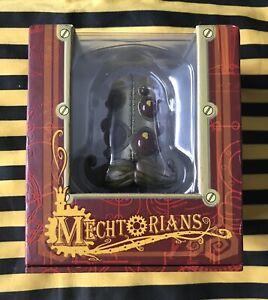 MINDSTYLE MECHTORIANS SERIES 1 URBAN DESIGNER TOY FIGURE DOKTOR A MR. HEAD NEW !