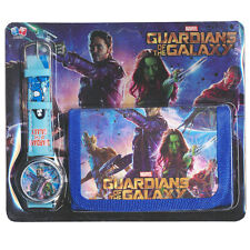 Guardians of the Galaxy Children's Watch Wallet Set Boys Girls Christmas Gift