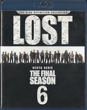 Lost 6. Sesta serie. The Final Season (2009) 5 blu-ray (Edizione italiana)