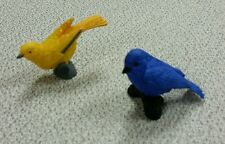 Mixed Lot of 2 Safari Ltd. Wings of the World Birds Animal Toy Figures