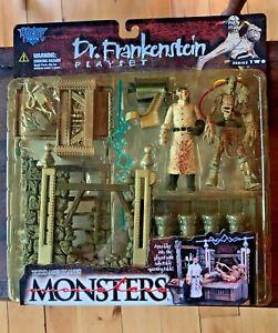 McFarlane Toys Monsters Dr. Frankenstein Playset