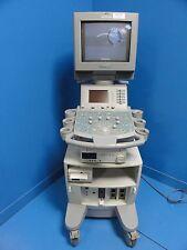 2003 Siemens Acuson Cv70 Cardiovascular Ultrasound Console With Vcr Amp Printer7265
