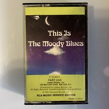 Moody Blues This Is Part 1 (Cassette)