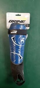 Brine Triumph N2 Adult Soccer Shin Guards - Large Only