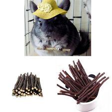 Apple Branch Chew Sticks Rabbits Guinea Pig Parrots Mice Rat Snacks Pet Supplies