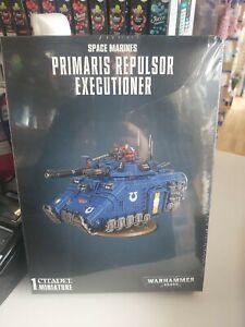 SPACE MARINES PRIMARIS REPULSOR EXECUTIONER Warhammer 40k