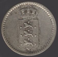 More details for 1845 danish west indies christian viii silver 10 skilling | pennies2pounds