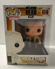 MERLE DIXON Funko Pop Television - #69 The Walking Dead - AMC - NEW