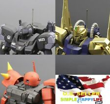 Metal Detail-Up Parts Set For 1/00 MG Antennas Gundam MSN-0010 Hyaku-Shiki ❶USA❶