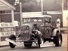 The Bullshipper Nhra 8x10 Vintage Photo