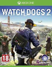 Watch dogs 2 xbox one / OFFLINE only. (No cd/No key) LEGGI READ DESCR.