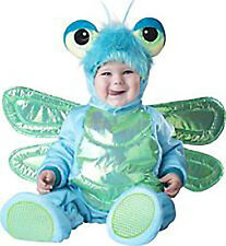 Baby Infant Size 18 Months to 2T Dinky Dragonfly Halloween Jumpsuit Costume NEW