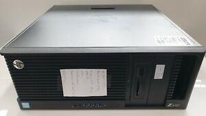 HP Z440 Workstation  Intel Xeon 4 Cores E5-2623 v4 24GB RAM 2TB SSD W10P quadro