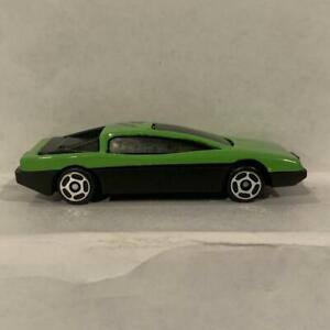 Green Stock Racer Unbranded Diecast Cars CH
