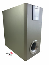 Panasonic SB-W95 Subwoofer 6Ω 200W Tested Sounds Great!