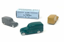 # 1:76 FIAT 1100 BLR FURGONE 1948 OFFICINA 942 (ART. 1002) DIECAST MIB #