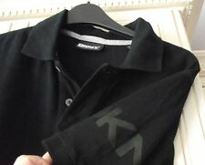 """DKNY black Simon shirt (lightly used) size S - 36""""chest length from shoulder 26"""""""