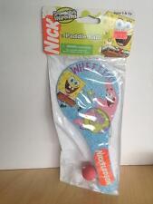 SpongeBob SquarePants Paddle Ball    New in Package    2004
