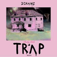 2 CHAINZ - PRETTY GIRLS LIKE TRAP MUSIC (LIMITED . PINK 2LP)  2 VINYL LP NEW+