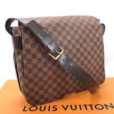 LOUIS VUITTON Shoulder Bag N45258 Bastille Messenger bag Damier canvas mens