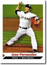 JOSE FERNANDEZ 2013 SPORTS ILLUSTRATED ROOKIE CARD #283! SI 1 of 9 CARD SET!
