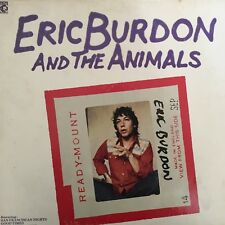 ERIC BURDON AND THE ANIMALS Eric Burdon And The Animals (Vinyl LP)