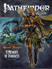 Pathfinder #17 Second Darkness: A Memory of Darkness 3.5 Paizo RPG 2009