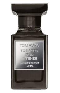 Tobacco Oud Intense by Tom Ford 1.7oz - 50ml Rare !Batch A7O Discontinued !!!