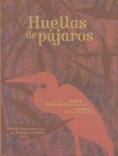 Huellas de pájaros (Spanish Edition)-ExLibrary