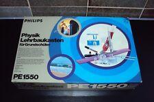 Philips - Physik Lehrbaukasten PE1550  Lehrspielzeug Experimentierkasten